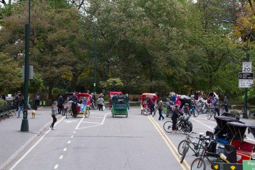 Central Park transportation