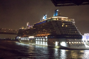 Our Ship At Night