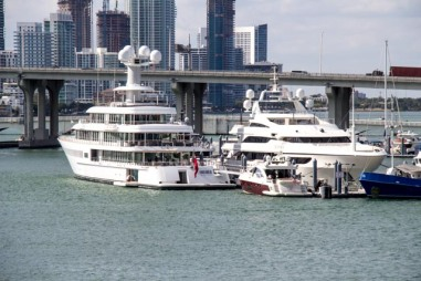 Too Much Money in Miami