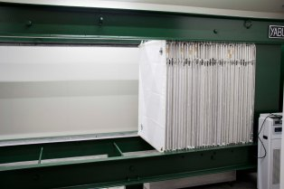 Bags After Pressing
