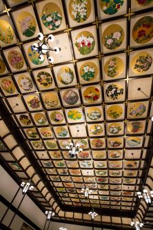 Ceiling In The Mansion