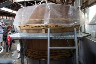 Daiginjo Fermentation Barrel