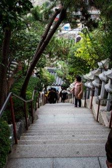 hooray - more stairs