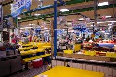 Huge Fish Market