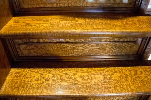 Japanese Ash Stairway