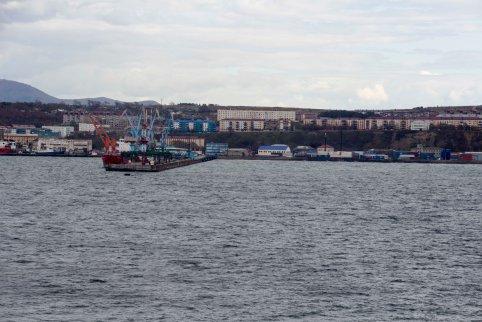 Korsokov Harbor