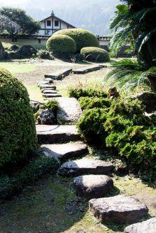 Part Of Denzaemon Ito's Yard