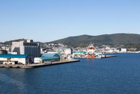 Port of Otaru